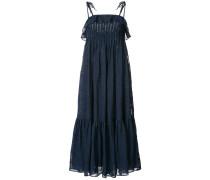 - Kleid mit plissierten Details - women