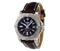 'Avenger II GMT' analog watch
