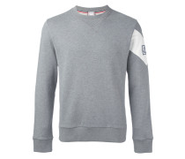 - Sweatshirt mit Kontraststreifen - men