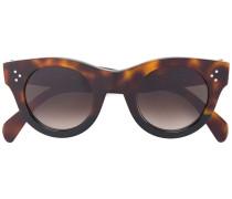 tortoiseshell baby audrey sunglasses
