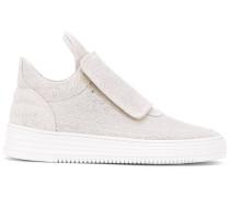 High-Top-Sneakers mit Klettverschluss
