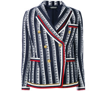 double breasted piano jacket - women