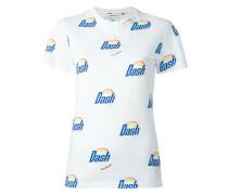 """- T-Shirt mit """"Dash""""-Print - women - Baumwolle"""