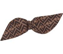 Haarschleife mit FF-Motiv