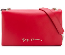 signature chain strap shoulder bag