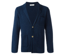 knitted blazer cardigan