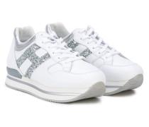 Sneakers mit Plateau - kids