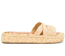 woven slides
