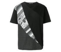 colour combi jersey T-shirt