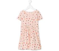 Kleid mit Punkten - kids - Viskose/Viskose - 10