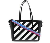 Diag shopper bag