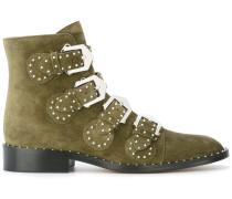 - Stiefel mit Schnalle - women - Leder - 37.5