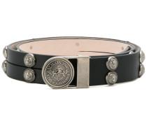 crest medallion belt
