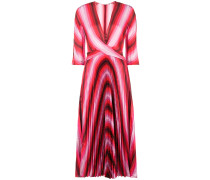 Kleid mit Plissee
