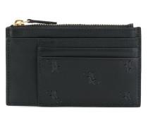 Portemonnaie mit BB-Muster