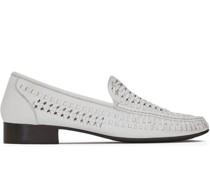 Loafer in gewebtem Design