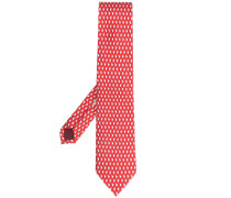 Krawatte mit Maus-Print