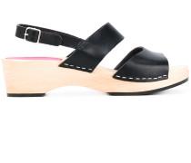 Sandalen mit breitem Absatz - women