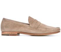 Klassische Penny-Loafer - men - Leder/Wildleder
