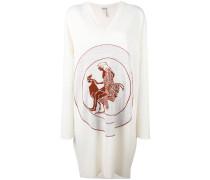 - Pullover mit langem Schnitt - women - Baumwolle