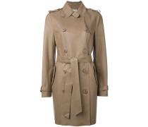 Trenchcoat aus Leder - women - Leder - 8