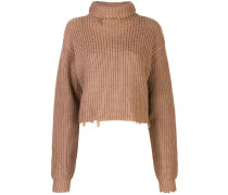 'Beau' Cropped-Pullover