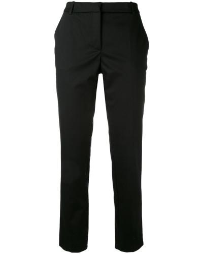 Cropped-Hose mit schmalem Bein