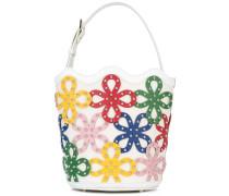 'Flower Bucket' Beuteltasche