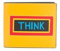 Think bi-fold wallet