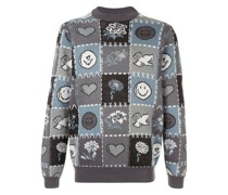 'Love Dove' Pullover