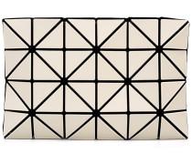 triangles clutch bag