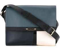 Handtasche in Colour-Block-Optik - women