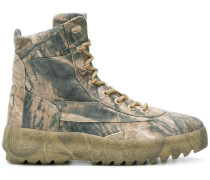 'Season 5' Military-Stiefel