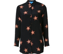Hemd mit Sternen-Print
