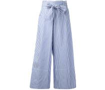- Bennih cropped trousers - women - Baumwolle - 40
