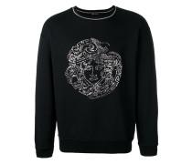 - Sweatshirt mit Medusa-Motiv - men - Baumwolle