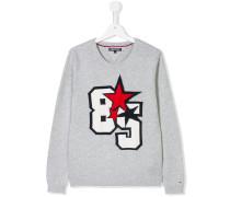 Teen 85 motif jumper