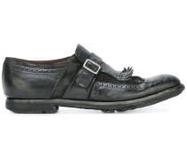 Monk-Schuhe mit einem Riemen