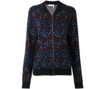 floral bomber jacket - women