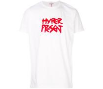 Hyper Present print T-shirt