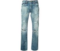 Jeans im Distressed-Look - men - Baumwolle - 40