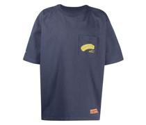 T-Shirt mit CTNMB-Brusttasche