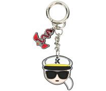 Captain Karl keychain