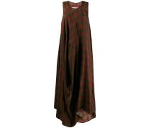 Oversized-Kleid mit Print