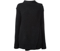 'Quieres' Pullover - women - Nylon/Wolle - XS
