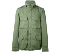 cargo jacket - men - Baumwolle/Polyamid - M