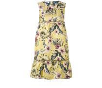Kleid mit Blumen-Print - women - Polyester - 42