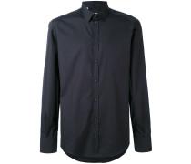 Hemd mit Knopfleiste - men - Baumwolle - 38