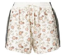 'Taffeta' Shorts - women - Polyester - S