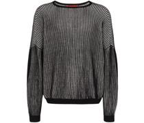 'Spine' Sweatshirt mit Cut-Out